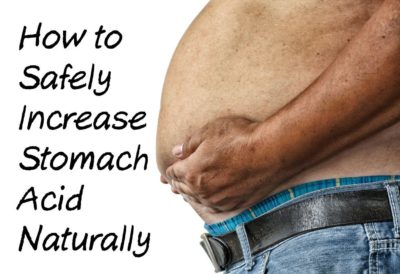 Illustration of How To Deal With Stomach Acid That Never Gets Better?
