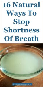 Illustration of Causes And Overcome Shortness Of Breath?