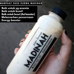 Illustration of Protein Milk For Busui?