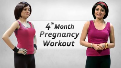 Illustration of Can Pregnancy Exercise At 4 Months Of Pregnancy?