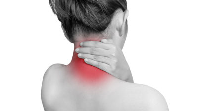 Illustration of Pain In The Neck?
