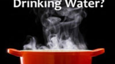 Illustration of Consuming Boiled Drinking Water Until Boiling?