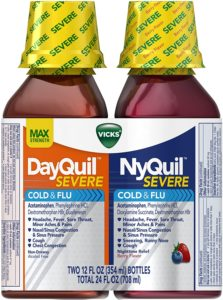 Illustration of Cold Cough Accompanied By Fever 3 Days?