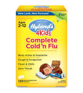 Illustration of Treatment For Colds In Children Aged 2 Years Which Has Been Going On For A Week?