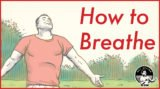 Handling Difficulty Breathing And Exhale?