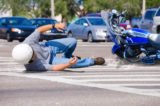 Treatment Of Injuries From Falling Motorcycles?