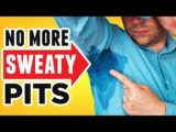 How To Deal With Excessive Sweating?