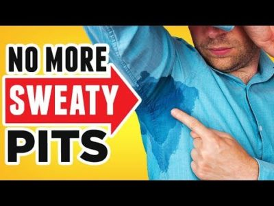 Illustration of How To Deal With Excessive Sweating?