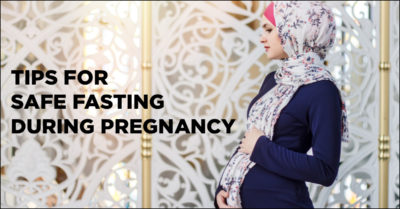 Illustration of Fasting During Pregnancy?
