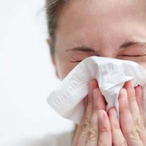 Illustration of How To Deal With Colds That Never Heal?