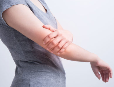 Illustration of Medicine For Pain In The Hands, Shoulders And Arms?