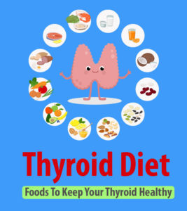Illustration of Abstinence From Food And Drink In Thyroid Sufferers?