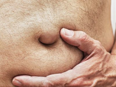 Illustration of The Left Side Of The Stomach Looks A Little Bulging After Eating?