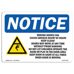 Illustration of The Door That Appears To Be Moving Is A Sign Of Vertigo?