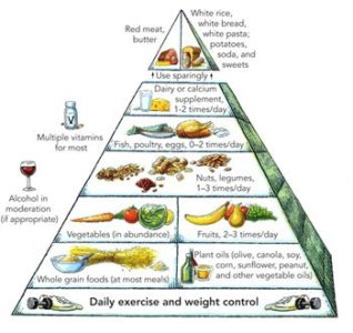 Illustration of A Good Diet When Dieting?