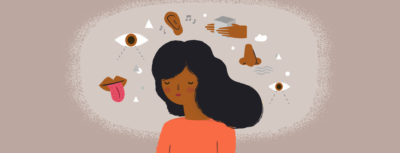 Illustration of Actions To Deal With Hallucinations That Affect Feelings And Life?