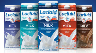 Illustration of Use Of Low-lactose Milk.?