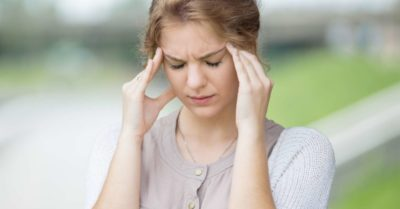 Illustration of The Head Is Often Swollen, And Feels Dizzy All The Time.?