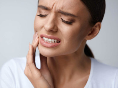Illustration of Lips Become Cramps After Consumption Of Toothache Medicine?