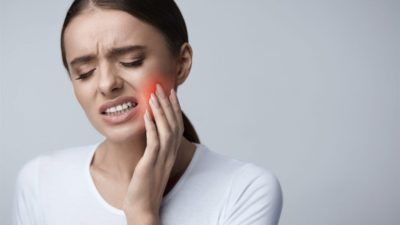 Illustration of Overcoming Toothache Until Swelling On The Face?