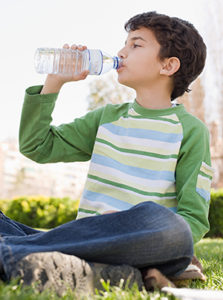 Illustration of Deep Heat, Dry Lips, Weakness, And Decreased Appetite In Children?