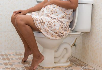Illustration of Causes Of Black Stool After Taking Vitamins During Pregnancy?