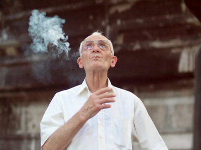 Illustration of Shortness And Frequent Coughing In Smokers Aged 50 Years?