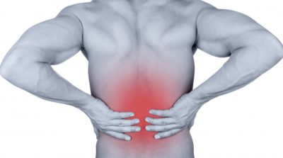 Illustration of Back Pain That Doesn't Heal.?