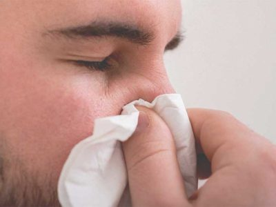 Illustration of Nose Bleeds When Runny Nose.?