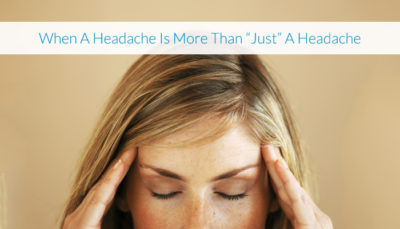 Illustration of Headaches, Around The Eyebrows Accompanied By No Appetite And Body Weakness?