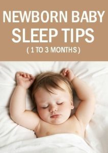 Illustration of How To Handle If The Baby Is 3 -4 Months CHAPTER 7 Days 1 Time?