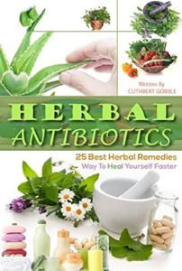 Illustration of Which Is Better, Antibiotics Or Herbal Medicines?