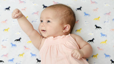 Illustration of 9-week-old Babies Do Not Want To Suckle As Usual?