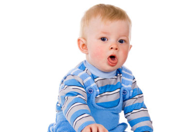 Illustration of How To Cope With A 2 Month Old Baby Coughing?