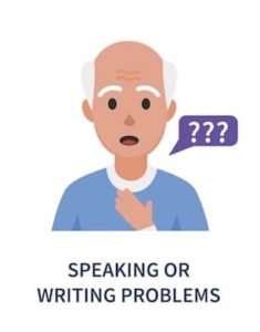 Illustration of Speak Unclear, Forgetful And Difficult To Socialize In Patients With A History Of Epilepsy?