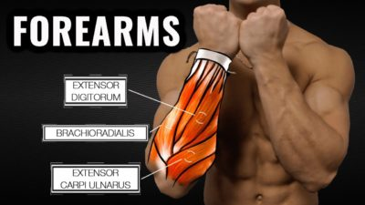 Illustration of Lump In The Right Lower Arm After Lifting A Heavy Load?
