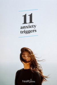 Illustration of Always Feeling Anxious To The Point Of Being Uneasy And Suspicious Of Others?