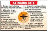 Cough In Patients With Dengue Fever?