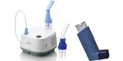Illustration of Choosing A Nebulizer Tool For The Treatment Of Asthma At Home?