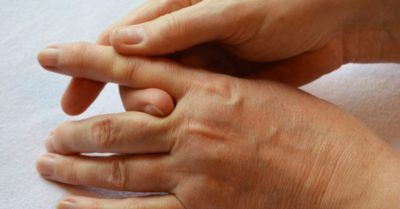 Illustration of Treatment For Sufferers Of Writen Cramp Or Finger Stiffness During Activity?