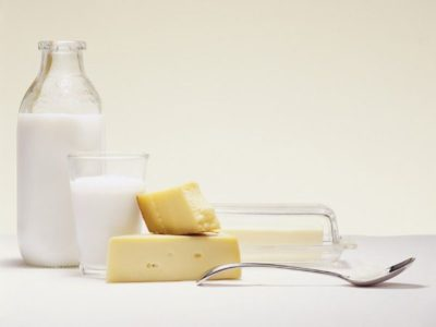 Illustration of Dairy Products That Can Cleanse The Lungs?