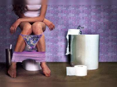 Illustration of A Little Pee Unnoticed Discharge Immediately After Finishing Pee?