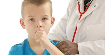 Illustration of Prolonged Cough Cold In Children?