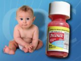 Baby With Post-vaccination Drug Consumption With What?