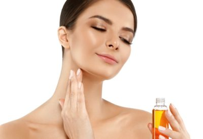 Illustration of Is Olive Oil Good For Acne And Oily Faces?