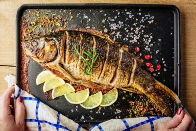 Illustration of Which Fish Can Be Consumed By People With Cholesterol And Gout?