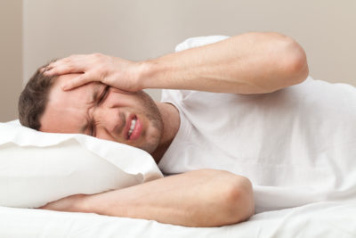 Illustration of Causes Of Inflammation Sufferers In The Head Continues To Sleep?