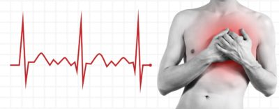 Illustration of The Heart Beats Fast In People With Anemia?