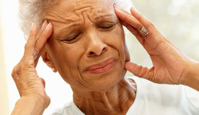 Illustration of Causes Of Decreased Memory In Elderly People With Stroke?
