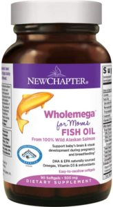 Illustration of Fish Oil Supplements That Are Safe For Nursing Mothers And 5 Month Babies?